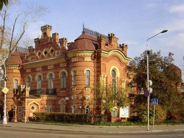 Краеведческий музей. Отдел истории