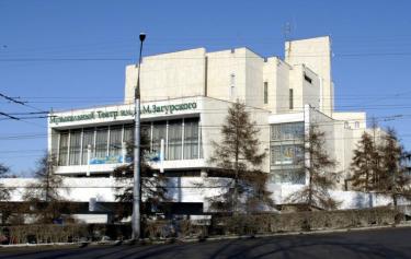 Музыкальный театр им. Н.М.Загурского